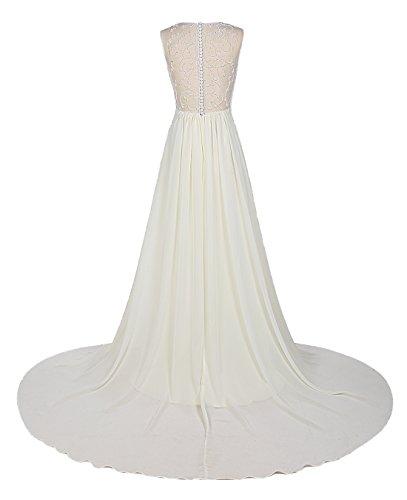 Find Dress Charmant Robe Soirée Longue Cocktail/Cérémonie pour Mariage Col en V Robe Traîne Balayage Anniversaire Adulte Taille Personnaliser en Mousseline avec Appliques Corail