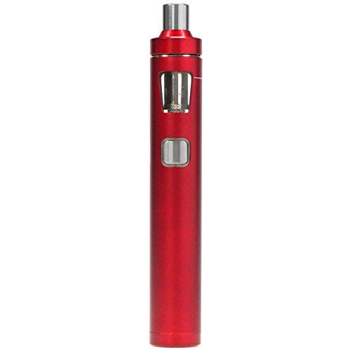 Riccardo eGo AIO Pro C Kit mit 4 ml Tankvolumen, 22 mm Durchmesser, Joyetech e-Zigarette, rot, 1 Stück