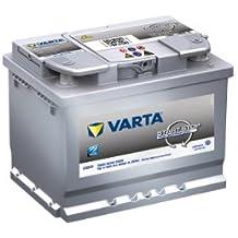 Varta D53 12V 60Ah 560 A(EN) Start Stop EFB BateríA de coche ETN 560 500 056