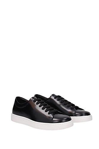 Prada Sneakers Homme - (4E2996NERO1) EU Noir