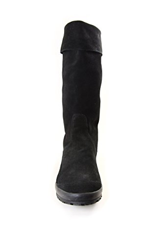 Fornarina boots in suede mod. PIFJO4404WS Black