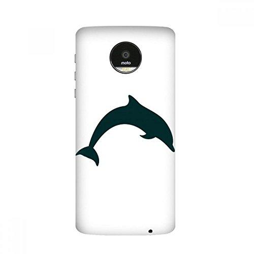 DIYthinker Blue Ocean dócil delfín Salta Moto Z/Z Fuerza / Z2 magnética...