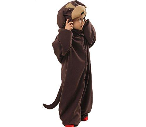 Hund Kostüm für Kinder Faschingskostüme 110/116