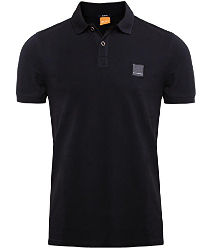 Hugo Boss Orange Pascha Polo Shirt Noir XXXL