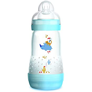 MAM Baby Anti Colic Bottle with vented base 160ml  1 Pk