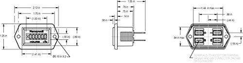 Honeywell Sensing und Kontrolle Teilenummer lm-hh2as-h11 -