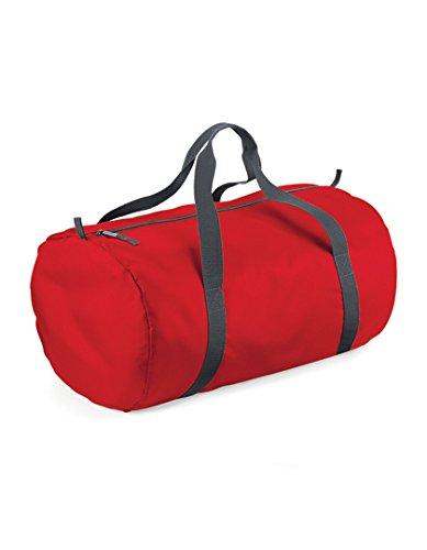 Bag Base mixte Bg150cred Pack Away Sac de corps, Rouge classique, Medium