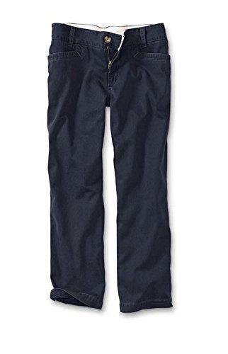 Pantalon capri Chino CAPRI femmes de Eddie Bauer Bleu Nuit