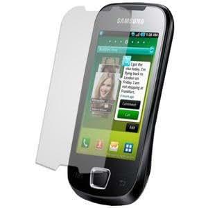 FoneM8 - Samsung Galaxy Apollo i5801 Screen Protector (PACK OF 5)