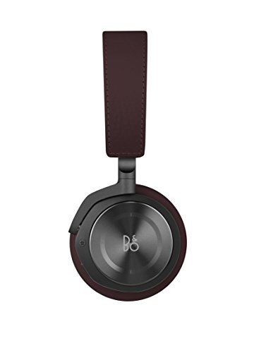 Bang & Olufsen Beoplay H8 On-Ear Kopfhörer (Active Noise Cancellation), deep red - 2