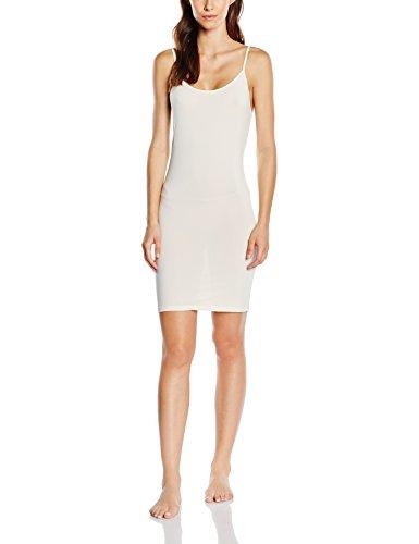 ICHI Damen Unterkleid N Jinse DR2, Weiß (Eggnog), X-Large (Blend T-shirt Kleid)