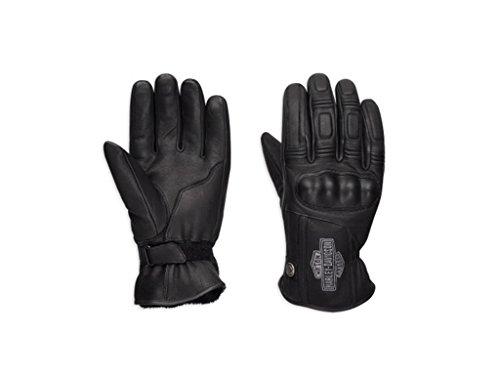 Harley-Davidson Urban Leder Handschuhe, 98359-17EM, XL (Handschuhe Harley Leder)