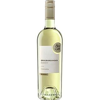 Alde Gott Grauburgunder 2016 Kabinet Weißwein trocken 0,75 L