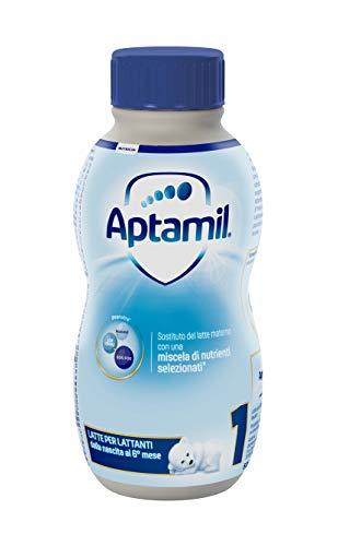 Aptamil 1 Latte Liquido per Lattanti - 12 Confezioni x 500 m