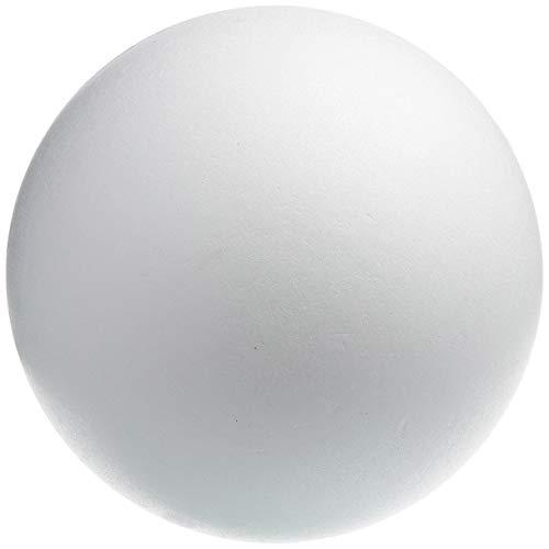 16 SFERE PALLINE POLISTIROLO 9 cm diametro