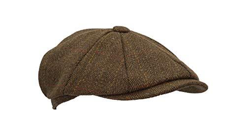 cerato taglia XS fino a 2/XL Walker and Hawkes unisex cappello da pesca di colore blu scuro