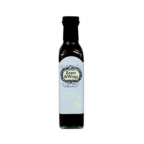 Roots & Wings - Fine & Fruity Brown Sauce - 250ml