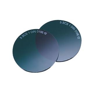 KWB 3782-00 2 Ersatzgläser Athermal für Schweißerschutzbrille