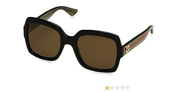 Gucci Women s GG0036S Sunglasses 3cf3fed1c3