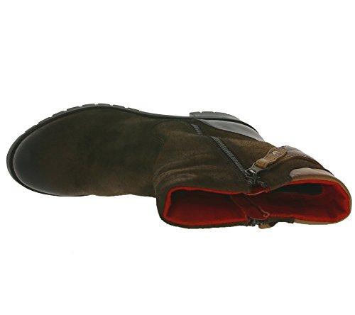 Sturdy Buffalo Boots Chaussures En Cuir Bottes En Cuir 30611 Botte De Moto Moro