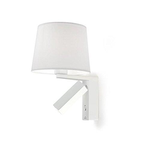 LEDS-C4 Hall - luminaire Hall E27 60 W Blanc