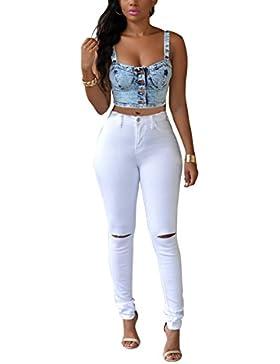 Aisuper -  Jeans  - skinny - Donna