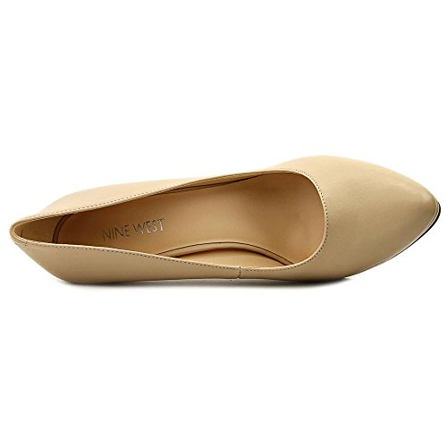 Nine West Prisila Synthétique Talons Taupe