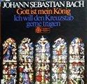 Bach-Kantaten Nr. 51 (Jauchzet Gott in allen Landen) & Nr. 71 (Gott ist mein König) [Vinyl LP] [Schallplatte]