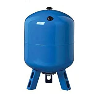 100 Litre Aquasystem Replaceable Membrane Potable Water Expansion Vessel with 1