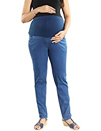 d5189d84b059c Blues Maternity Jeans: Buy Blues Maternity Jeans online at best ...