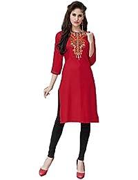 Fashion Forever Women's cotton Kurti (FFR-18)