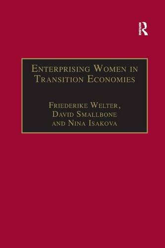 Enterprising Women in Transition Economies -
