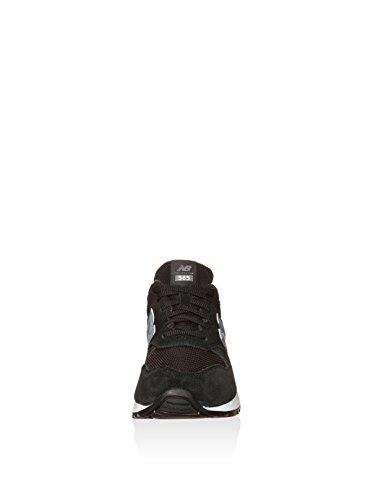 New Balance Nbml565nbr, Scarpe da Atletica Uomo nero/grigio