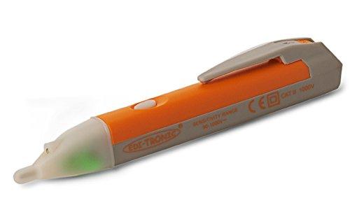 Spannung Feld (Berührungsloser Spannungstester bis 1000 V Kontaktloser Spannungsprüfer Spannung Leitung Prüfer VD-02T)
