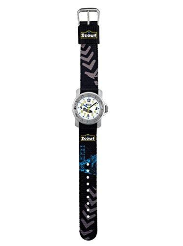 SCOUT Jungen-Armbanduhr 280376005