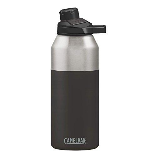 Camelbak Products LLC Unisex- Erwachsene Chute Mag Vacuum Stainless 40oz Jet  schwarz One Size -