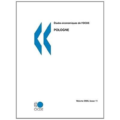 Etudes Economiques De L'ocde, Pologne 2006