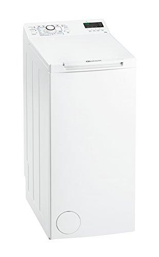 Bauknecht WMT EcoStar 722 Di Waschmaschine TL/A++ / 190 kWh/Jahr / 1200 UpM / 7 kg/Startzeitvorwahl und Restzeitanzeige/FreshFinish - verhindert zuverlässig Knitterfalten/weiß