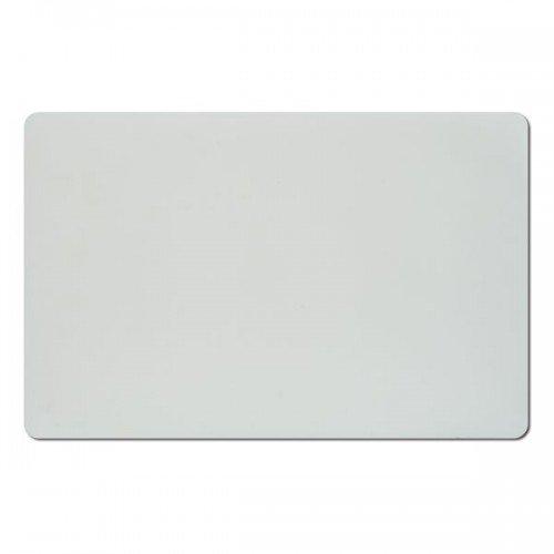 Zeller 26950 Platzset Silicone Touch, 43,5 x 28,5 cm, transparent