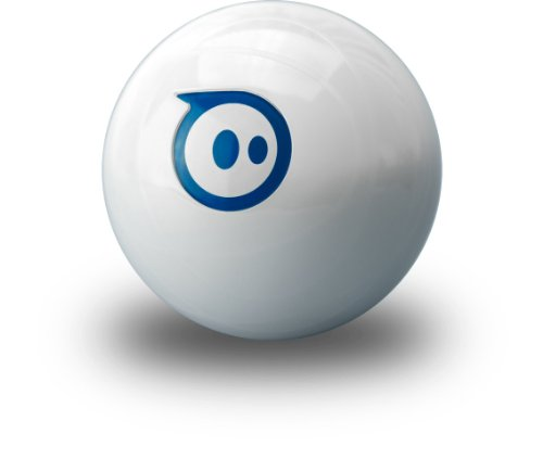 Sphero Robotic Ball Bluetooth pour Smartphone Blanc
