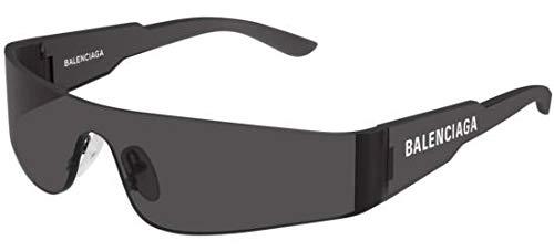 Balenciaga Sonnenbrillen BB0041S Black/Grey Unisex