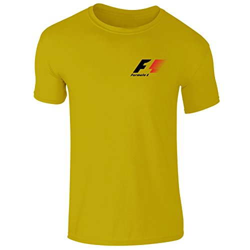 New Men s Formula One Grand Prix F1 MotorSport Racing T Shirt Top S-XXL ( ec7a3ee8d4d5
