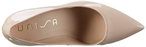 Unisa Techi_pa, Scarpe con Tacco Donna Rosa (Ballet)