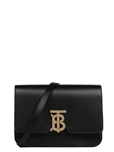 BURBERRY Luxury Fashion Damen 8010334 Schwarz Schultertasche | Herbst Winter 19 -