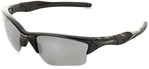 Oakley Herren Sonnenbrille Half Jacket 2.0 XL Polished Black Iridium, One size