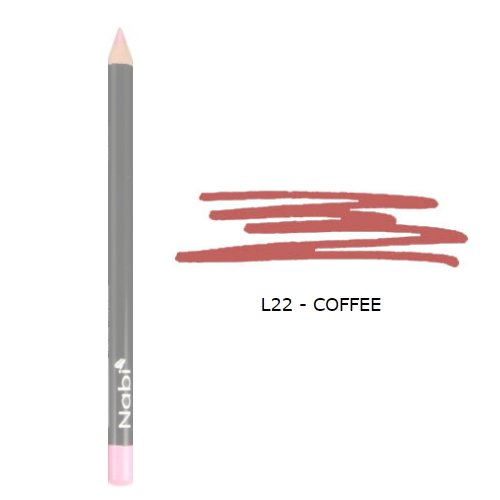 Nabi Cosmetics Lip Pencil - Coffee