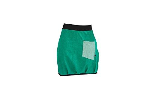Ballonrock PAULIZ - grüner Damen Ballonrock aus Jeans