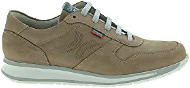 Callaghan 88411 Zapatos de Hombre Azul Zapatillas de Deporte Bajas  -