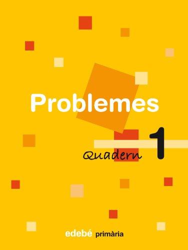Quadern 1 Problemes - 9788423690084