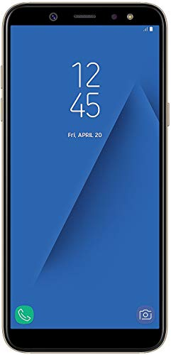 Samsung Galaxy A6 (Gold, 4GB RAM, 32GB Storage) with Offers